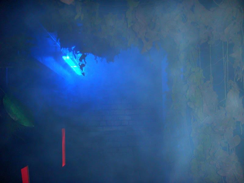 Laser Battle Arena